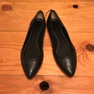 Black Frye Regina Ballet Flat